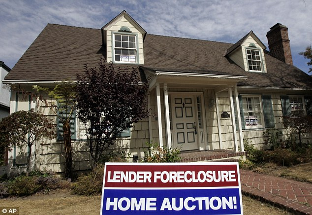 Resumed: Housing experts predict the rise in foreclosures as some of the barriers that have been holding back foreclosures are removed