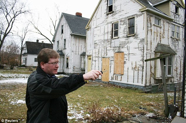 Prediction: Mark Seifert of the non-profit group East Side Organizing Project (ESOP) believes the housing economy is right back where it was two years ago, betting 2012 to be a bigger year for foreclosures than 2010