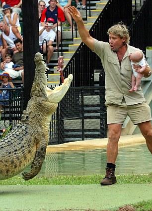 Biografi Steve Irwin 1962 2006 Sang Pemburu Buaya Dari Australia Blog Resmi Zulrafli Aditya Info News And Sports