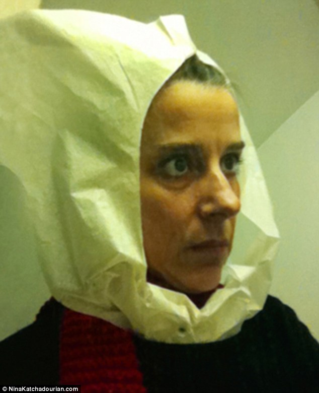 Seat Assignment: Lavatory Self-Portraits in the Flemish Style Photographs
