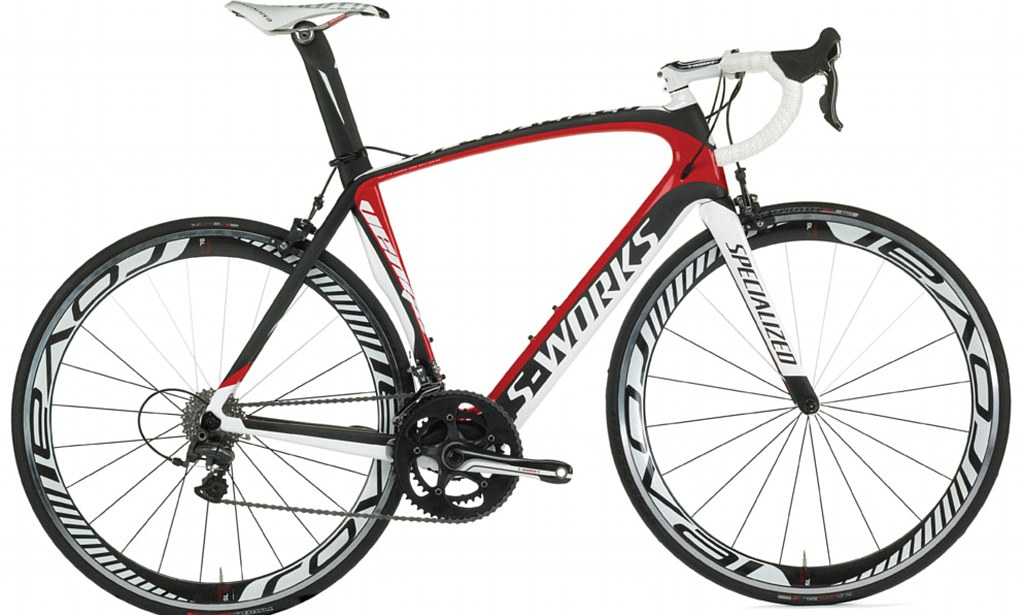 Forget the Ferrari, now only a £10,000 bike will do for
