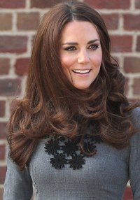 Kate Middleton's hair secret: A glass of bitter and a ...