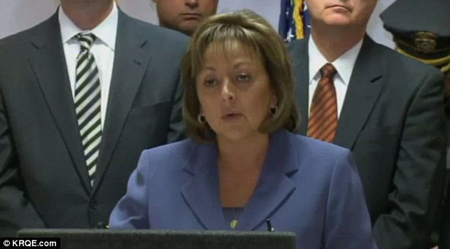 Objections: New Mexico Gov. Susana Martinez calling on the USDA to deny his application