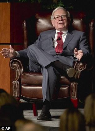 Warren Buffetts Time 100 tribute is written by Barack