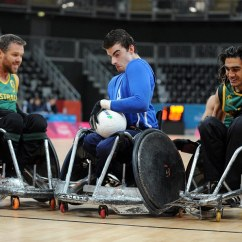 Wheelchair Olympics 2018 Suv With 2nd Row Captain Chairs London 2012 Great Britain Reach Rugby Final In Test Event