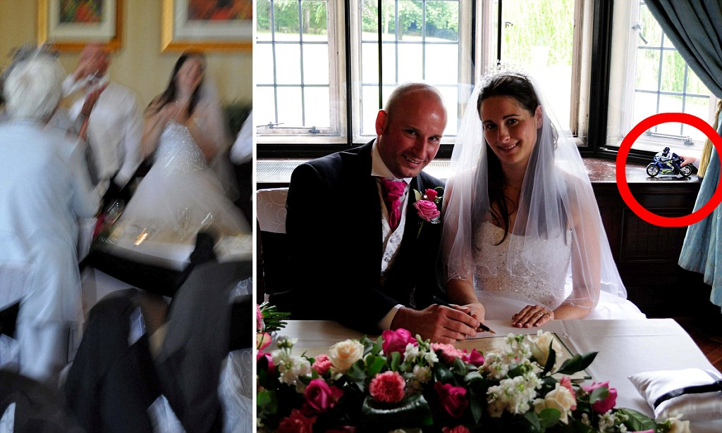 Are These Britains Worst Wedding Pictures Newlyweds