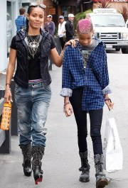 tomboy willow smith steps sporting