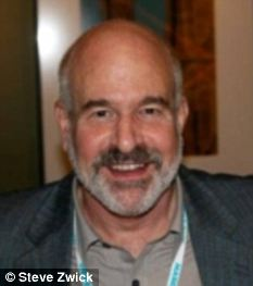 Fire starter: Steve Zwick is a columnist for Forbes