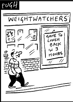 Now it's Weight Watchers on your high street: Slimming
