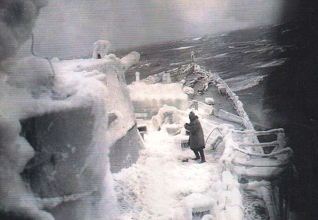 Medal hopes rise for last heroes of the Arctic convoys