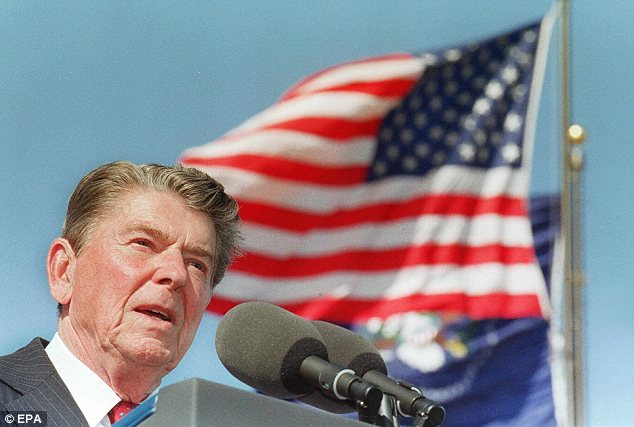 Contrast: Ronald Reagan apparently did not hold a single re-election fundraising event in the election year of 1984