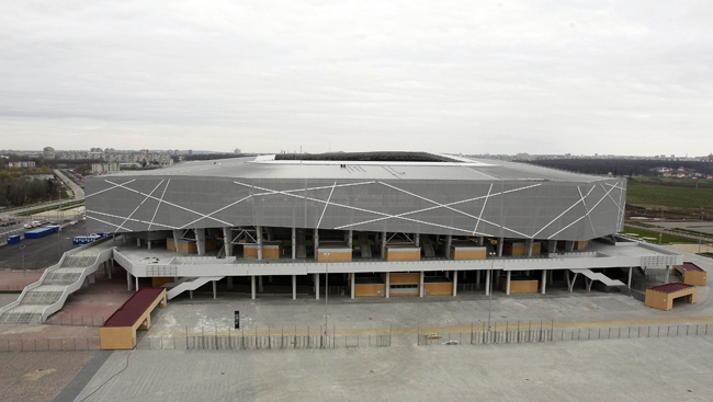 New Lviv Stadium, Lviv - 30,000 capacity