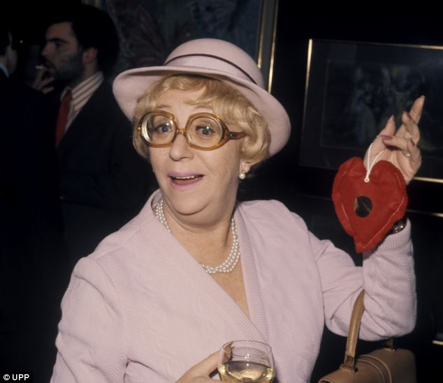 Treasure: Thora Hird's 90-year career was not enough for English Heritage