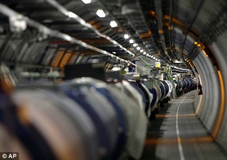 Technology: The Cern laboratories near Geneva is home to the large hadron collider experiment which aims to understand the birth of the Universe