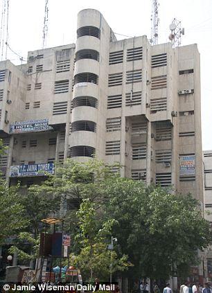 Inside the international baby factory in Delhi