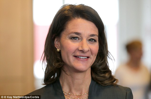 At the TEDxChange, Berlin: Melinda Gates said of her contraception plans: 'Defying church teachings was difficult, but also came to seem morally necessary. Otherwise, we¿re not serving the other piece of the Catholic mission, which is social justice'