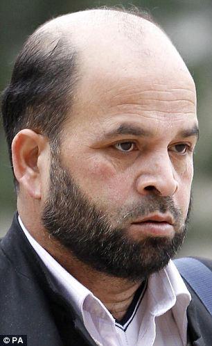 Abdul Rauf ha sido declarado culpable de conspiración y tráfico con fines de explotación sexual