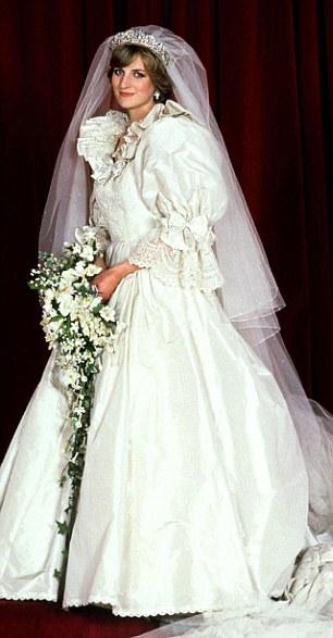 Princess Diana39s wedding dress designer Elizabeth Emanuel