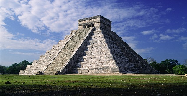 Apocalypse soon: For some, ancient Mayan calculations indicate the world will end on December 21, 2012