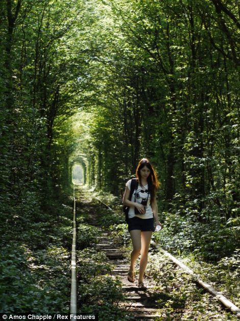 Es un lugar predilecto para jóvenes románticos para dar un paseo con esa persona especial