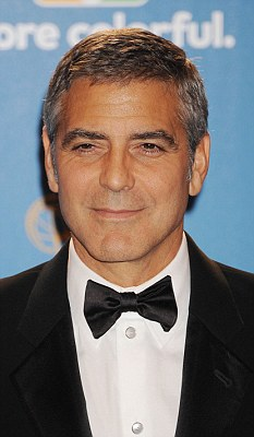 Sorry George Clooney But The Bedroom Eyes Look Makes Women Think You Re Shifty Not Sexy Daily Mail Online