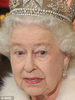 Queens Diamond Jubilee waxwork unveiled at Tussauds after