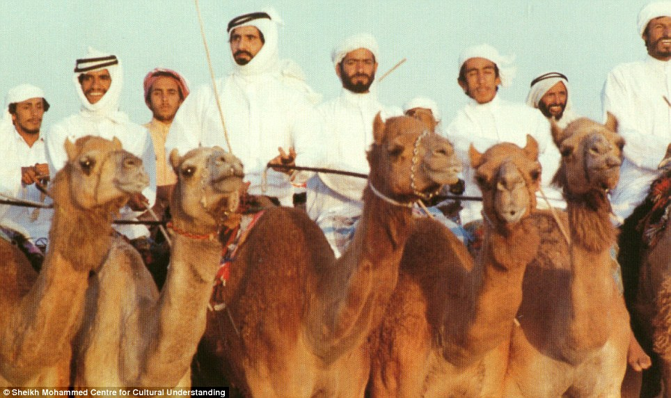 Mode of transportation: It was not that long ago that Dubai was as familiar with camels and dhows as it is now with Ferraris and indoor ski slopes