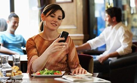 Digital dinner mates