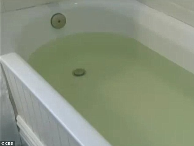 Mysterious GREEN Water Grosses Out Locals In New Jersey As
