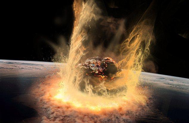 Incluso si 2012 DA14 golpeó la Tierra no causaría ningún daño a largo plazo a la civilización, pero podría causar la pérdida masiva de vidas si hubiese caído en un centro poblado