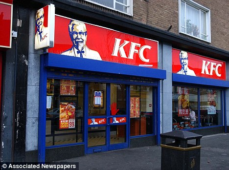 Fast food outlets such as KFC could soon be a far less common sight on the high streets of Haringey, north London