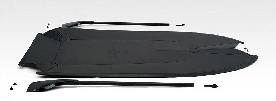 Foldboat foldboat
