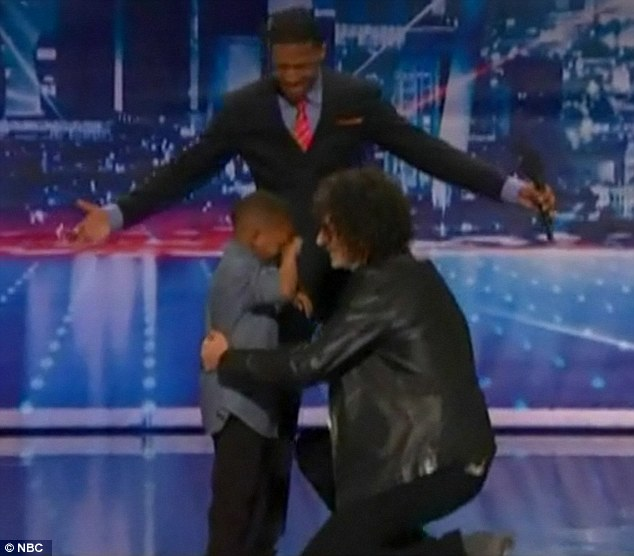 America's Got Talent 2012 Howard Stern Threatens To Quit