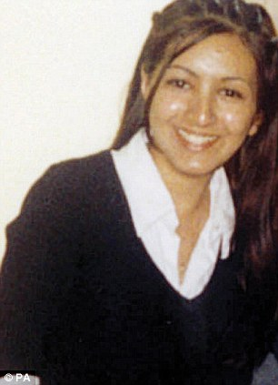 Tragic: Shafilea had been a keen student at her school in Warrington, Cheshire, and enjoyed trips to shopping centres and wearing Western clothe