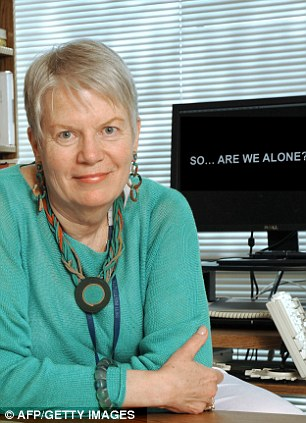 Jill Tarter Retires From SETI After 35 Years Looking For