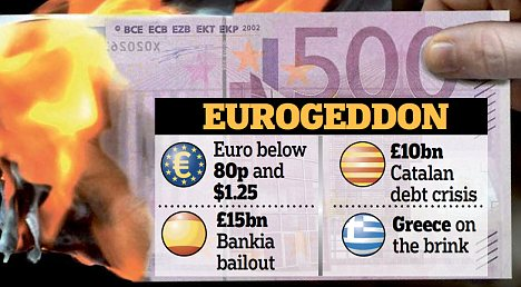Eurogeddon financial misery
