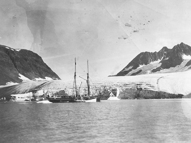 A stash of 80-year-old photo plates in a Danish basement has proved that Greenland's ice was melting even faster then that it is now