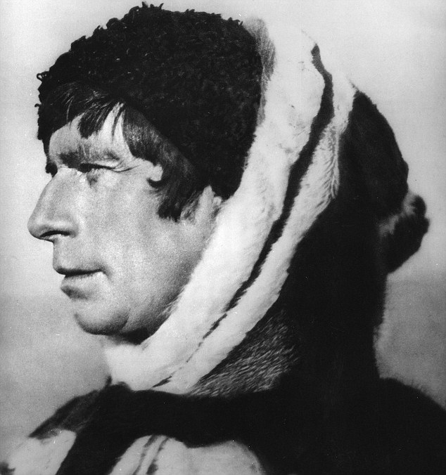 Knud Rasmussen, the Danish polar explorer whose photo archive contained the shock news about Arctic ice melt