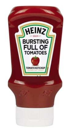Ketchup is also believed to contain the ingredient that can protect skin