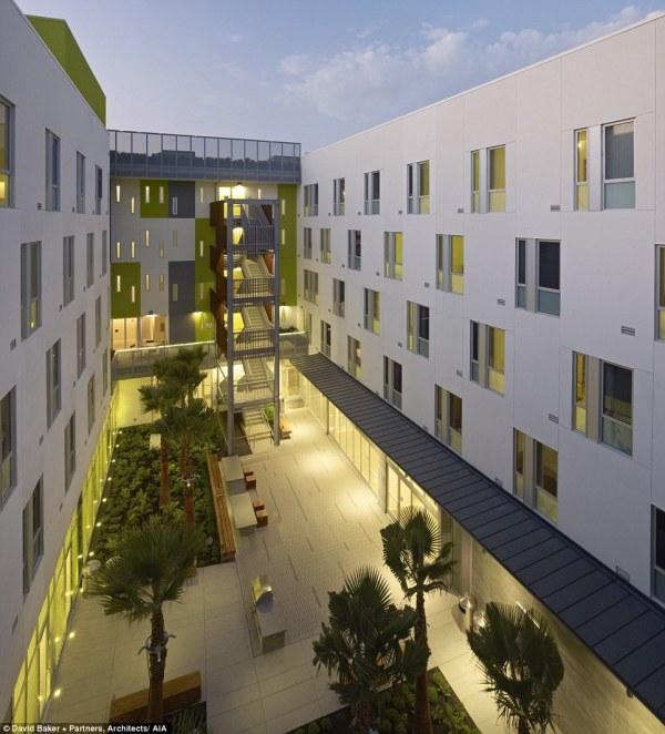 Landscape Architecture Apartment Designs