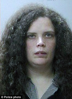 'High': Pamela McCarthy died after police used a Taser to subdue her. She was allegedly high on bath salts as she choked her young son