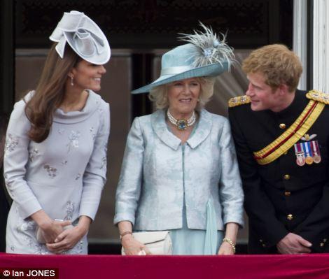 Unhappy Camilla