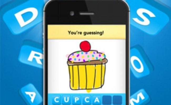 Cbs Orders Pilot Show For Hit Mobile Game Draw Something