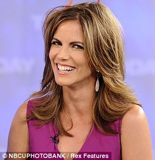 New pick?: Natalie Morales, news anchor for the Today show, may be selected to replace Ann Curry