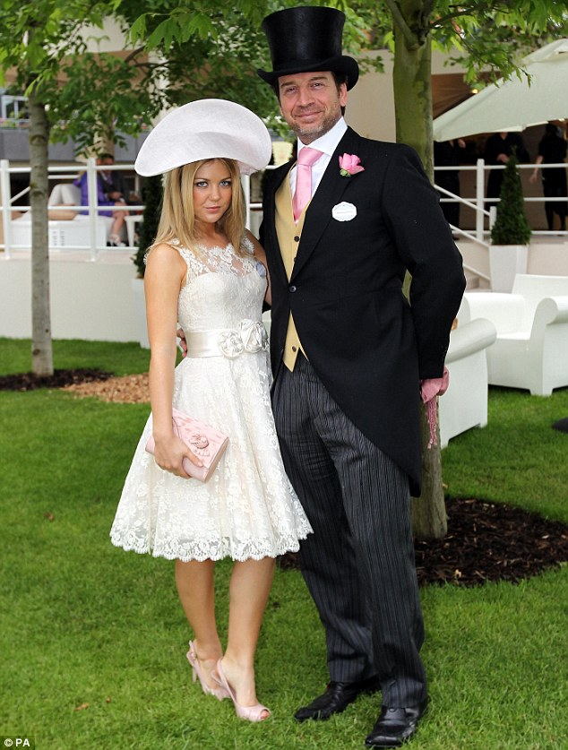 Royal Ascot 2012 Katherine Jenkins Amy Childs And
