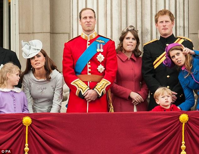 Coronas Reales Nuevas normas protocolares en la Casa de Windsor tras la llegada de Kate Middleton