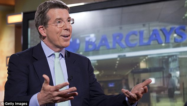Cooperating: It is believed that part of Barclays Chief Executive Bob Diamond¿s agreement with U.S. authorities would be to give up other top banks around the world