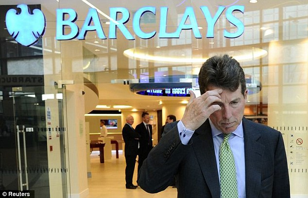 Time for action: Barclays PLC President Bob Diamond has 'questions to answer' according to Prime Minister David Cameron