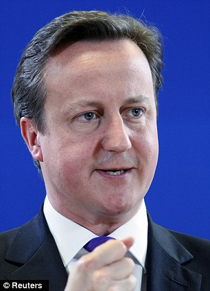 PM David Cameron is coming in for criticism for failing to take a hard line against bankers