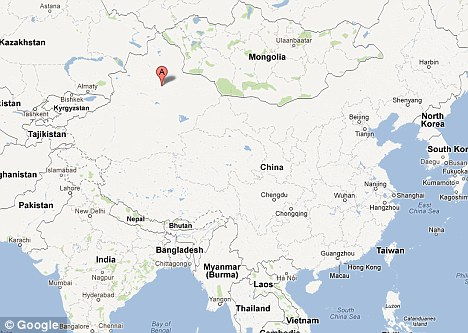 Location: Xinjiang is home to a large population of minority Uighurs, but is ruled by China's ethnic majority Hans